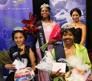 Miss George Youth Café crowned