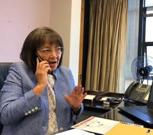 Is De Lille taking the DA's 'coloured vote' with her as she goes?