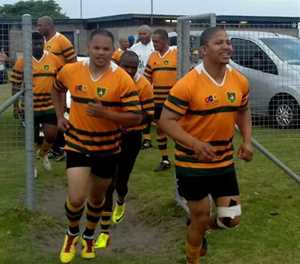 Central Vets play curtain raiser in PE