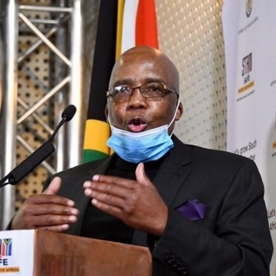 ID cards, passports can be collected at some banks – Motsoaledi