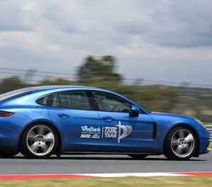 Porsche Panamera is Car of the Year