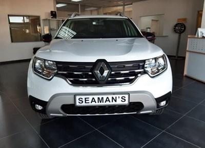 Seamans Motors   Pick of the Week   Renault Duster 1.5