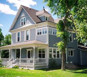 Benefits when buying a heritage home