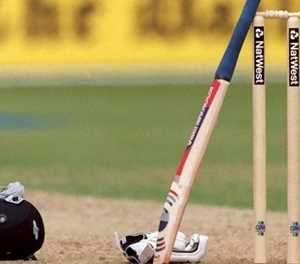 Rain disrupts club cricket