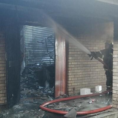 PDSA needs help after fire
