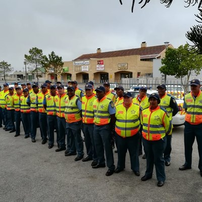Traffic officers out in full force