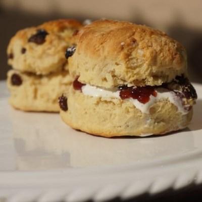 Recipe: Easy fluffy scones