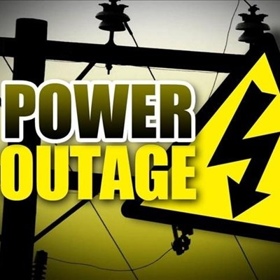 Planned power outage: Heatherlands