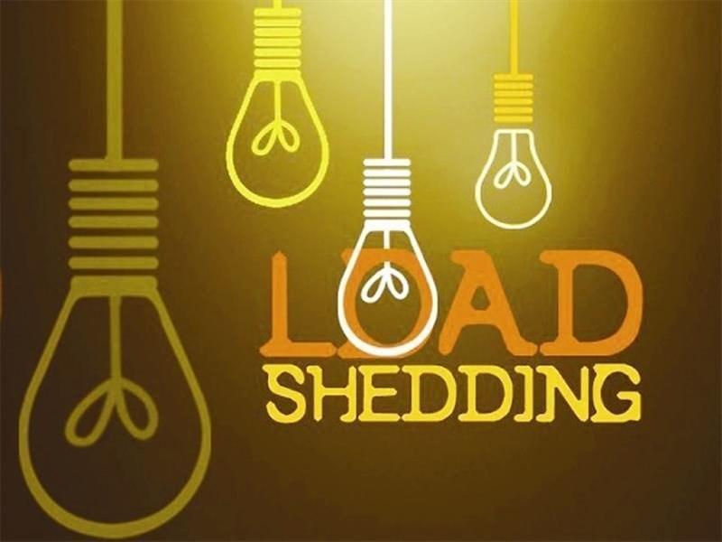 Sunday load shedding