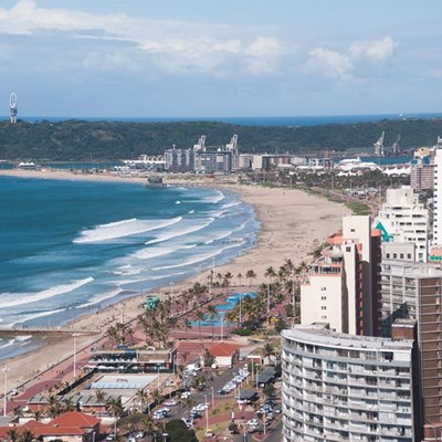 Durban named South Africa's 'darling'