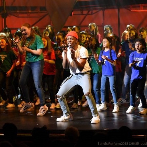 SA youth break boundaries with 'Born To Perform Shine 2019'
