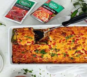 Recipe: Mexican baby marrow lasagna