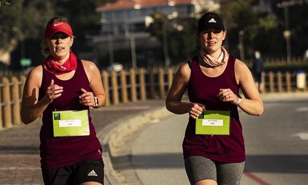 Virtual Knysna Forest Marathon concluded