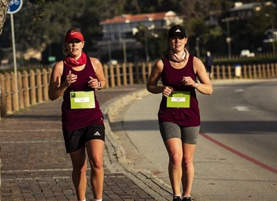 Virtual Knysna Forest Marathon concluded