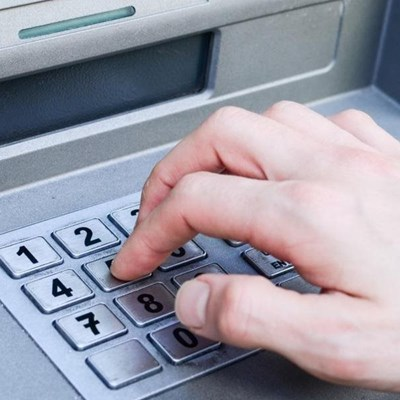 Decrease in some bank-related crimes