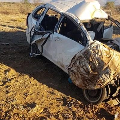 9 Hospitalised after crash with kudu