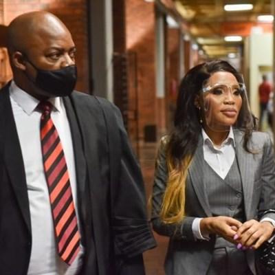 Norma Gigaba case postponed to February