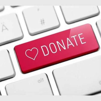 Donate at drive-through donation centre
