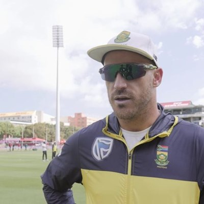 Faf blasts 'mediocre' South Africa after World Cup exit