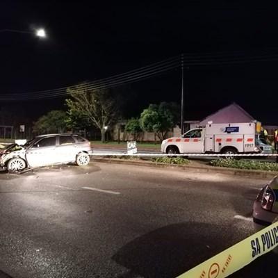 Twee sterf in ongeluk in Pacaltsdorp