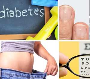 Some symptoms of complicated, sometimes difficult to diagnose, diabetes