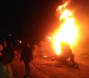38 arrested in Smutsville riots