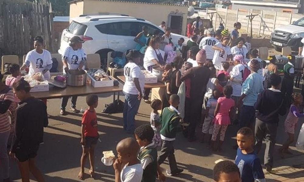 Dis feestyd in Borcherds vir Madiba