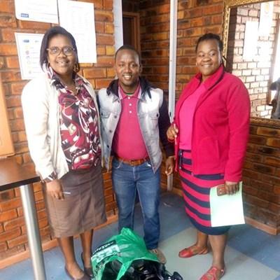 Support Kaalvoet Mzansi