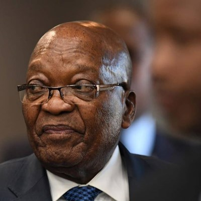 Zuma's corruption trial postponed, warrant of arrest stayed