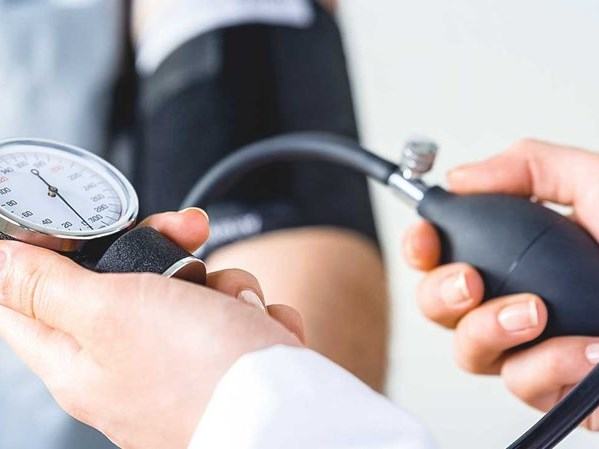 Have your blood pressure checked