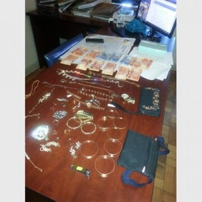 Domestic worker arrested following robbery at employer's house