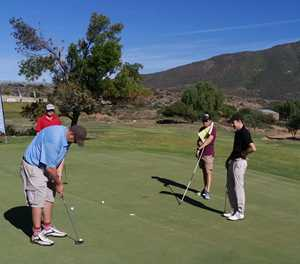 Golf tournament a resounding success