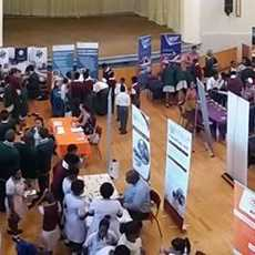 Explore career options at forthcoming exhibition