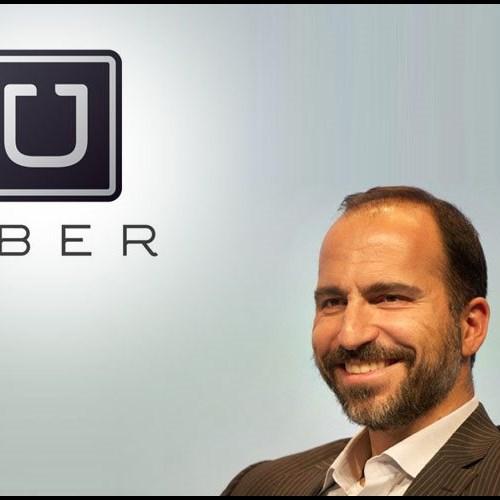 Uber CEO seeks fresh start in Germany