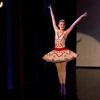 Ballet show mesmerises