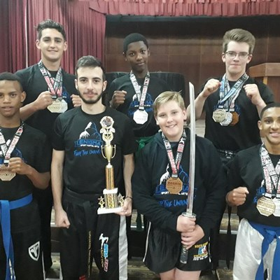 Enigma shine with several medals