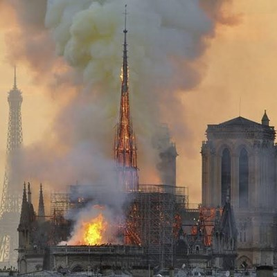 'We have 30 minutes': the night Notre-Dame was saved