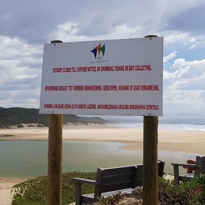 Hartenbos River unsafe for recreational use