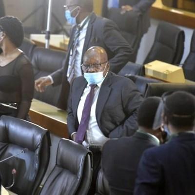 Guptas state capture loot paid Zuma's legal bills, Zondo hears