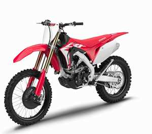 Honda strengthens off-road line-up