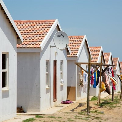 4-year housing in Thembalethu project nearly complete