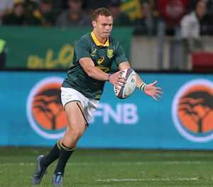The riddle that was harming Curwin Bosch seems solved