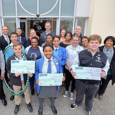 Top young business minds awarded