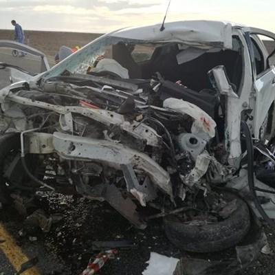 21 dead on Graaff-Reinet roads