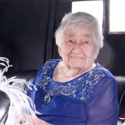 Legendariese Tannie Greta sterf