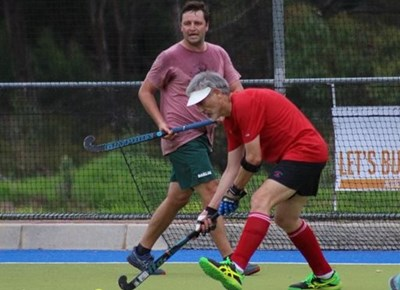 Old Oaks Hockey Club's annual Summer League