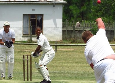 Community cricket a hit!