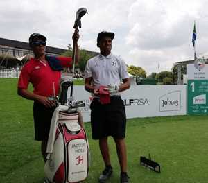 Hess: I want to win the SA Open for all the kids out there