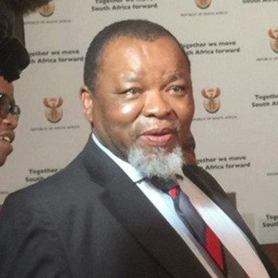 Minister Mantashe tests positive for COVID-19