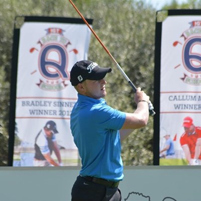 Venter sweeps to Race to Q-School lead at Centurion
